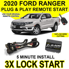 2020 Ford Ranger Truck Remote Start Plug & Play Easy Install Car 3X Lock FO2 G