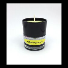Refreshing Lemon Scented Soy Votive Candle - GeriBeri Scented Candles