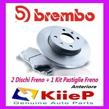 CITROËN XSARA 1.9 D 69 Dischi Pastiglie Freno Anteriore Kit Set 266mm VENTILATO