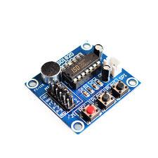 1PCS ISD1820 Sound Voice Recording Playback Module+Mic Sound Audio microphone
