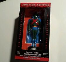DC Direct Martian Manhunter Mini Maquette Justice League Animated Series New AA