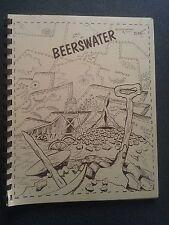 BEERSWATER WATTERS GENEOLOGY BOOK  WANDILIGONG WARRAGUL VICTORIA gippsalnd