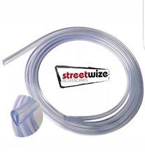 Streetwize Car Door Edge Protector Trim 2m Quality Clear U Shape Guard SWDP2
