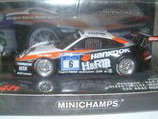 """1/43 MINICHAMPS PORSCHE 997 GT3 2009 24H NURBURGRING #6 """"HANKOOK""""H&R"""