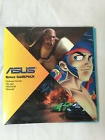 CD ASUS Bonus Gamepack Savage, BillyBlade, Mashed PC gaming - 3 Games!