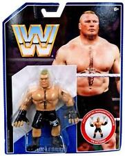 WWE Retro Wave 1 Brock Lesnar Wrestling Figure WWF Hasbro Classic Mattel