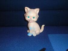 Cat #2 Ex-Yugoslavia Vintage Rubber Toy Art 206 (K-8)