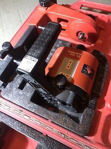 Hilti laser PR-10 & Wall Mount PA-310 PA310 & Case - Hilti Lazer PR10 Work Tools