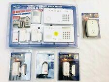 Security System - Wireless burglar home alarm - SkyLink - motion sensor detector