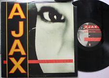Rock Lp Ajax Mind The Gap On Wax Train!