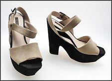 Zara Suede Medium Width (B, M) Heels for Women