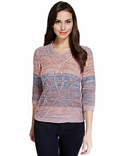 Per Una 3/4 Sleeve None Jumpers & Cardigans for Women