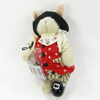"Muffy Vanderbear Abearicana Paul ReHare Hoppy VanderHare Bunny Rabbit Plush 9"""