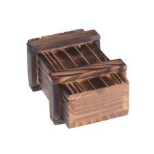 Kids Puzzle Educational Toys Wooden Magic Box Secret Wood Magic DrawerKK SW