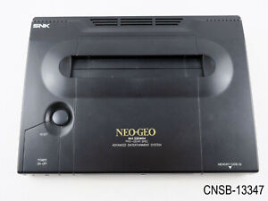 Neo Geo AES Japanese Import System Console Neogeo SNK Japan US Seller POW3 B