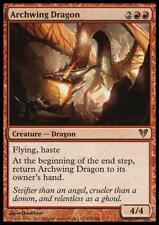 MTG Magic - (R) Avacyn Restored - Archwing Dragon - SP