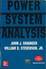 POWER SYSTEM ANALYSIS Paperback by John Grainger