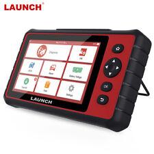 LAUNCH X431 CRP909 Full System OBD2 Car Diagnostic Scanpad Scanner Tool TPMS DPF