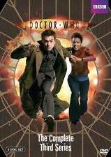 NEW Doctor Who: The Complete Third Series (DVD)