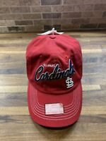 St Louis Cardinals Fan Favorite Womens Red Baseball Hat