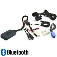 Freisprecheinrichtung Bluetooth Adapter Musik für Audi Seat Skoda VW bis 2014