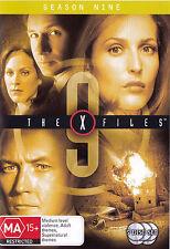 THE X FILES Season Nine DVD 5 disc set R4 - PAL