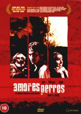 Amores Perros Dvd (2001) Emilio Echevarria, González Iñárritu (Dir) cert 18