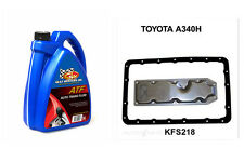 Transgold Transmission Kit KFS218 With Oil For TRITON MK WITH METAL FILTER