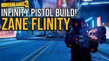 Borderlands 3 | Zane Flinity Build | Xbox One