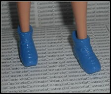 Shoes Barbie Doll Nascar 50Th Anniversary Blue High Top Tennis Shoe Sneakers