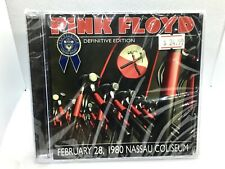 Pink Floyd 02/28/1980 Nassau Coliseum Roger Waters, David Gilmour New Sealed 2Cd