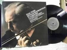 76725 TCHAIKOVSKY Violin Concerto ISAAC STERN, ROSTROPOVICH CBS STEREO 1979 LP