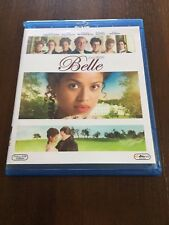 BELLE - 1 BLURAY MULTIZONA A B C + EXTRAS - 104 MIN - FULL HD 1080P BUEN ESTADO