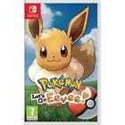 Pokemon: Let's Go! Eevee! For Nintendo Switch