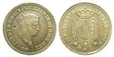 Napoli - Ferdinando I di Borbone - 120 Grana 1818 Mir 461 Ag