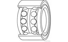 HERTH+BUSS JAKOPARTS Cojinete de rueda TOYOTA COROLLA AVENSIS J4702023