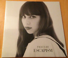 FALLULAH ESCAPISM NEW SEALED 2013 LP IN STOCK SAME DAY DISPATCH