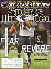 February 11 2013 Jacoby Jones Baltimore Ravens Football Sports Illustrated NFL