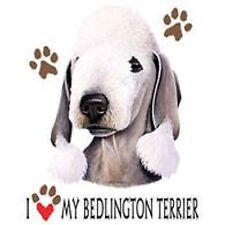 Bedlington Terrier Love Tote