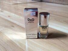Rare Perfume 1 fl.oz 30ml FEMININE D&G DOLCE & GABBANA EAU DE TOILETTE SPRAY