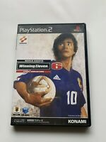 PlayStasion2 WINNING ELEVEN 6 FINAL EVOLUTIPN KONAMI JAPAN PS2  JP PlayStasion2
