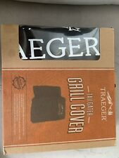 Traeger BAC374 Grill Cover - Black - Tailgater