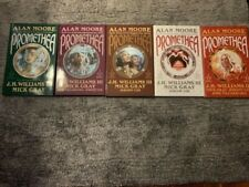 Promethea Hardcovers Complete 1-5 First Printing Alan Moore