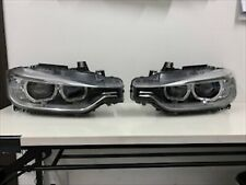 BMW Genuine F30 F31 Xenon HID Headlights Lights Lamps set OEM from  EMS