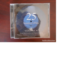 CD 25 NUMBER 1 HITS - VOLUME 4 (A4)