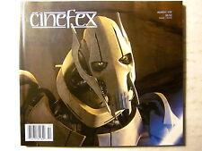 CINEFEX Magazine #102 (July 2005/NM, 9.4 in grade) Star Wars III, Constantine