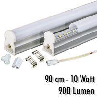 TUBO T5 NEON LED 10 W WATT 90 CM 900 LMN PER USO INTERNO LUCE BIANCA PLAFONIERA