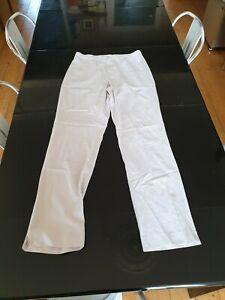 Agnes B pantalon fluide beige taille 42