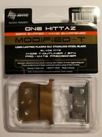 Pro-mate Andis T-Outliner, GTX Replacement Blades One Hittaz Modified Gold 0-Gap