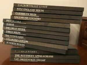 The American Wilderness New England wilds Hardcover Books By Time-Life Books 72